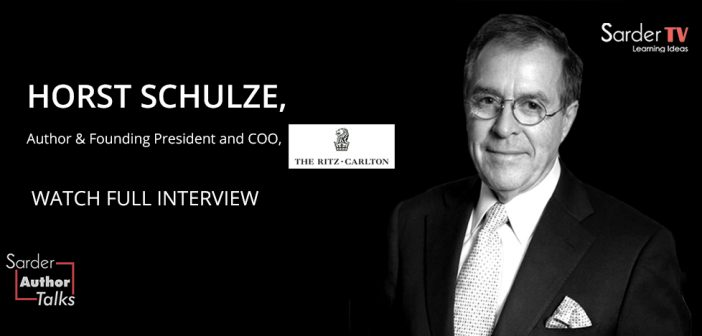 Full Interview – Horst Schulze
