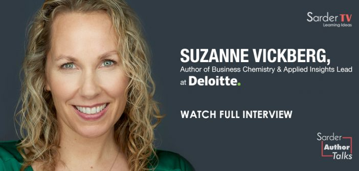 Full Interview – Suzanne Vickberg