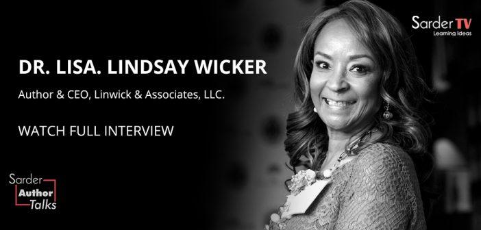 Sarder Author Talks – Dr. Lisa Wicker, Full Episode