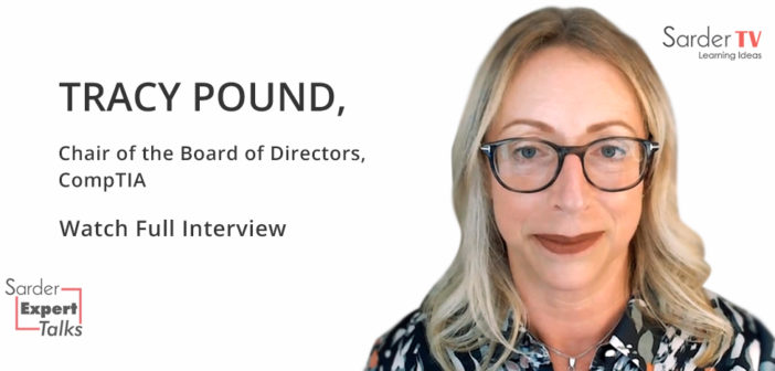 Full Episode : Tracy Pound